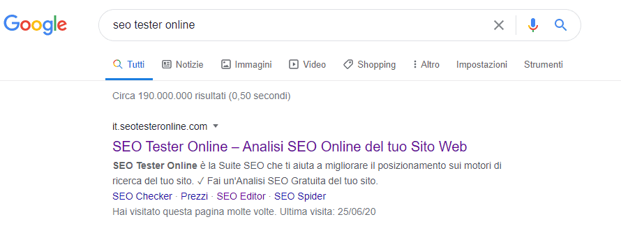Title Tag Snippet SEO Tester Online